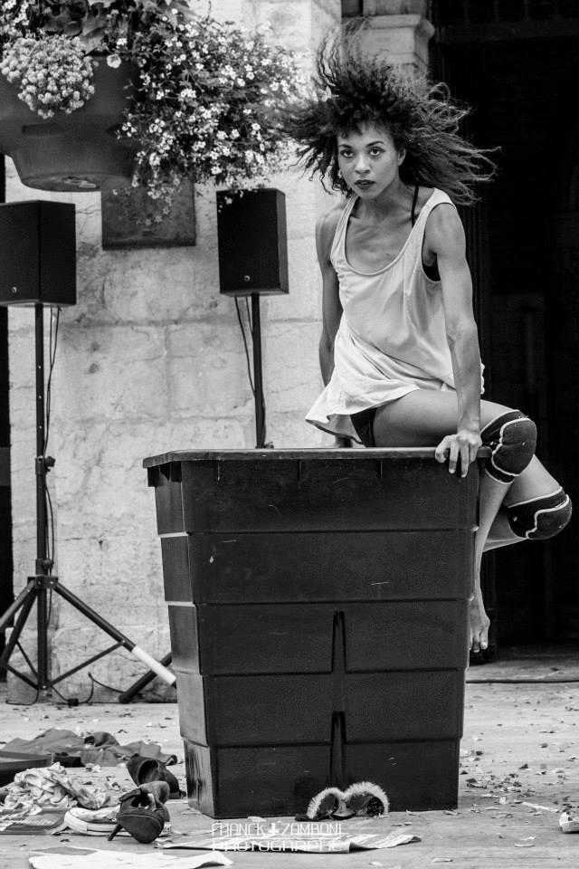 Cie EMPREINTES - Décompostez-moi © Franck Zamboni